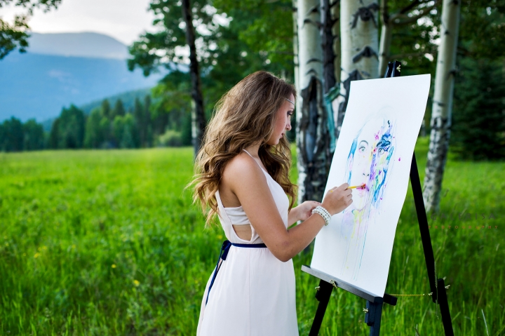 GaleRisa-Photography,-Karolina-Kolesnikov-Portraits-in-the-mountains,-painting-1aa